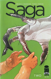 Saga (Image comics - 2012) -2- Chapter two