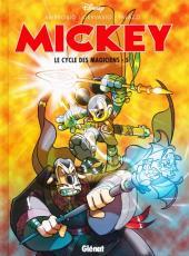 Mickey (Histoires longues) -6- Le cycle des magiciens - V