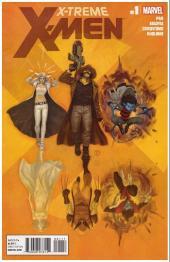 X-Treme X-Men (2012) -1- Issue 1