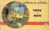 Tintin (Album à colorier) -2/2- Album N°2