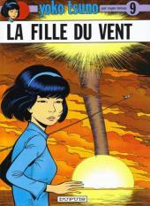 Yoko Tsuno -9b08- La fille au vent