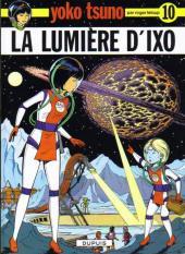 Yoko Tsuno -10b11- La lumière d'Ixo