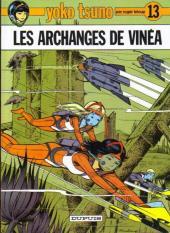 Yoko Tsuno -13b07- Les archanges de Vinéa