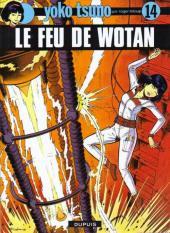 Yoko Tsuno -14b10- Le feu de Wotan