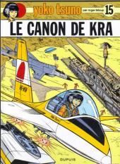 Yoko Tsuno -15b11- Le canon de Kra