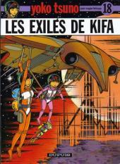 Yoko Tsuno -18b06- Les exilés de Kifa