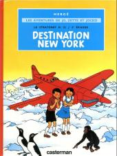 Jo, Zette et Jocko (Les Aventures de) -2B43ter- Destination New York