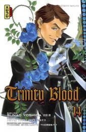 Trinity Blood -14- Tome 14