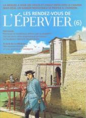 Épervier (Les rendez-vous de l') -8RDV6- Les rendez-vous de l'Épervier (6)