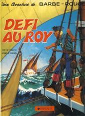 Barbe-Rouge -4b1990- Défi au roy