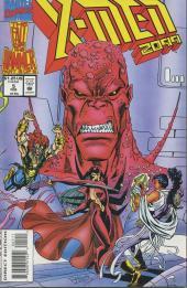 X-Men 2099 (Marvel comics - 1993) -5- Lightningstrike