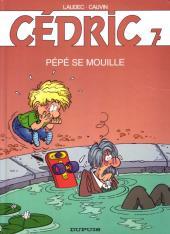 Cédric -7c03- Pépé se mouille