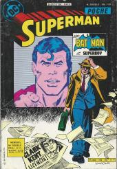 Superman (Poche) (Sagédition) -106107- Superman poche album double 106-107