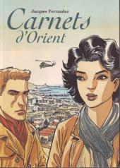Carnets d'Orient -INTFL- Carnets d'orient