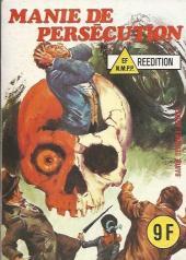 Les grands classiques de l'épouvante -59- Manie de persécution