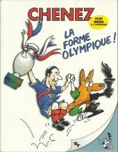 (AUT) Chenez - La forme olympique !
