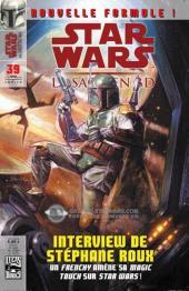 Star Wars - BD Magazine / La saga en BD -39- Numéro 39