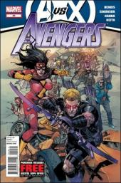 Avengers (The) (2010) -30- Untitled