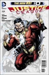 Justice League (2011) -0- Shazam!