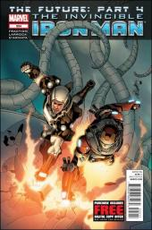 Invincible Iron Man (2008) -524- The future part 4: armor war