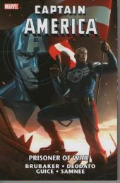 Captain America (Marvel comics - 1968) -INT14a- Prisoner of War
