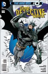 Detective Comics (2011) -0- The final lesson