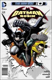Batman and Robin (2011) -0- Someday never comes
