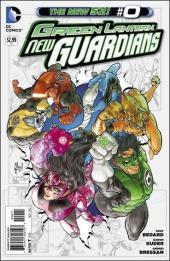 Green Lantern: New Guardians (DC Comics - 2011) -0- Love & Death
