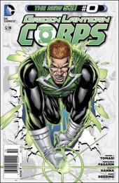 Green Lantern Corps (2011) -0- Freshman