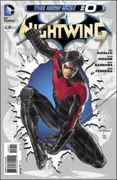 Nightwing (2011) -0- Perpetual motion