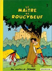Johan et Pirlouit -2d86- Le maitre de Roucybeuf
