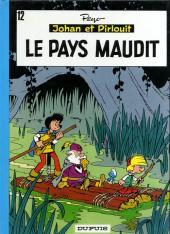 Johan et Pirlouit -12b1988- Le pays maudit