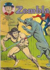 Zembla -223- La cité de pierre