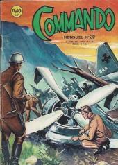 Commando (2e série - Artima) -30- As consigné