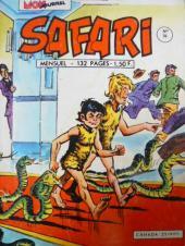 Safari (Mon Journal) -70- Du Thé qui fait boum !