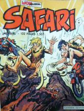 Safari (Mon Journal) -69- Les tyrans en herbe
