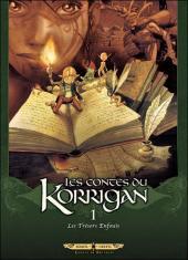 Les contes du Korrigan -1a- Livre premier : les Trésors Enfouis