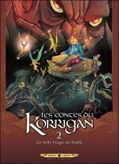 Les contes du Korrigan -2c2012- Livre second : Les mille Visages du Diable