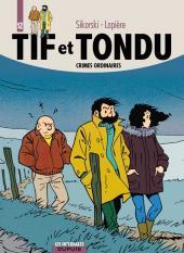Tif et Tondu (Intégrale) -12- Crimes ordinaires