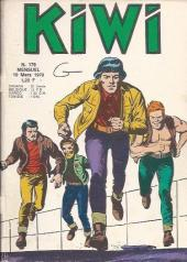 Kiwi -179- Sur le fil du rasoir