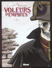 Les voleurs d'Empires -1a2002- Voleurs d'empires