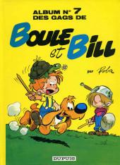 Boule et Bill -7c77- Album N° 7 des gags de Boule et Bill