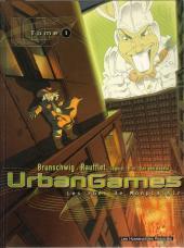 Urban Games -1- Les Rues de Monplaisir