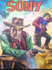 Sony -9- L'homme de la loi ou un certain Wanted