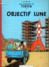 Tintin (Historique) -16B29- Objectif Lune