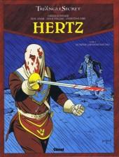 Le triangle secret - Hertz -3- Le Frère qui n'existait pas