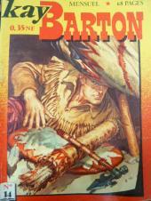 Kay Barton -14- Chasse à l'homme
