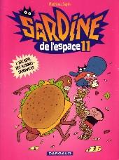 Sardine de l'espace (Dargaud) -11- L'archipel des hommes-sandwichs
