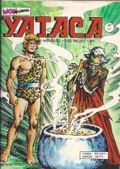 Yataca (Fils-du-Soleil) -87- Le dieu blanc
