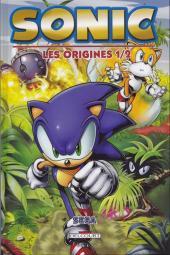 Sonic (Delcourt) -1- Les origines 1/2